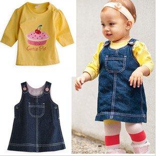 Комплект одежды для девочек 5sets 100% sleevet + 2 FD112