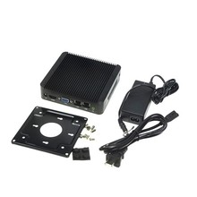 Desktop pc Qotom Q190S with celeron J1900 2G ram 1Tb HDD dual nic 4 usb 1