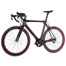 2016 New carbon road complete bicycle with force groupsets UD matte finish racing road bike 50/52/54/56/58cm