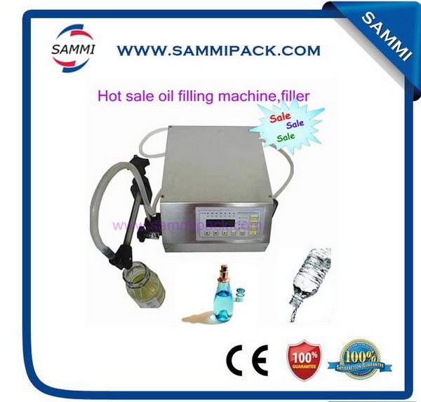 GFK-160 small vacuum filling machine single head manual cup filler beverage filling machine(China (Mainland))