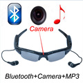 Sport Wireless Sunglasses Bluetooth Camera Eyewear Glasses Support TF Card Video Recorder DVR DV Camcorder mp3