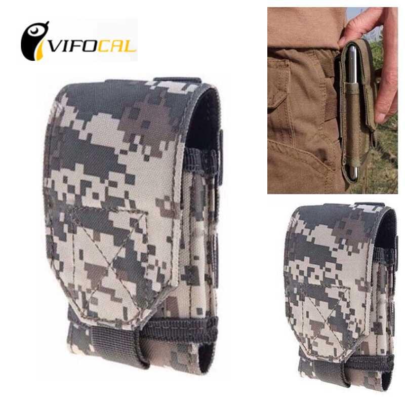 Outdoor Universal font b Phone b font Bag Under 5 5inch Sport Pouch Belt Hook Loop