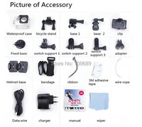Other SJ4000 SJCAM wifi 30M HD 30pcs sj4000 wifi