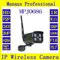 ESCAM Sentry QD900S 2 0 Megapixel WiFi HD Network Bullet Camera Infrared Night Vision IP66 ONVIF