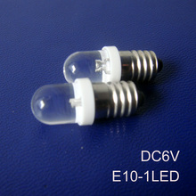 Buy High 6.3v E10 led indicator lights,E10 6v led signal lamp LED E10 led bulbs 6.3v e10 Pilot lamps free 10pcs/lot for $4.80 in AliExpress store