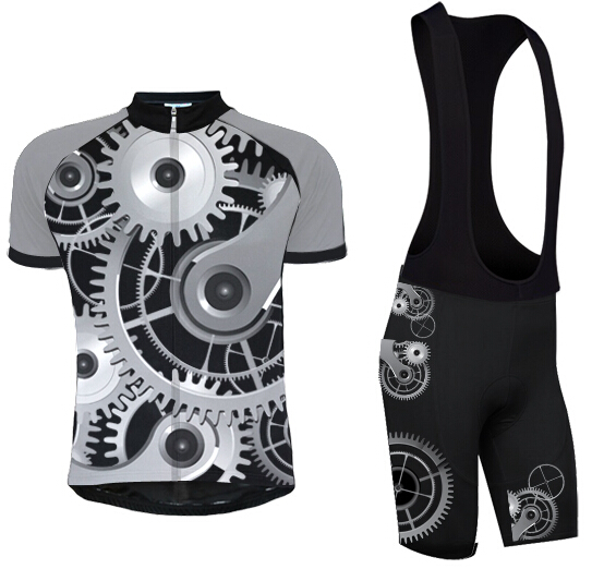 factory-direct-clothing custom special Top quality best quality cycling clothes shirt with GEL PAD ropa ciclismo