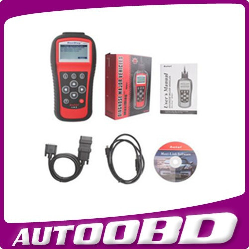 2015 Autel Maxidiag MD801 4 in 1 code scanner (JP701+EU702+US703+FR704) dhl free shipping(China (Mainland))