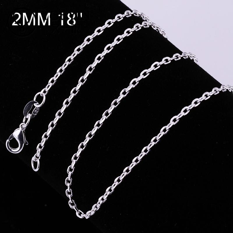 C012-18 Hot sale fashion different sizes silver snake chain(China (Mainland))