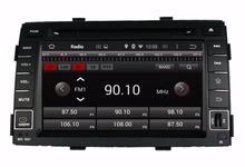 1024*600 HD 2 din 8″ Android 5.1 Car PC Radio DVD for Kia SORENTO 2011 2012 With Mirror link GPS 3G WIFI Bluetooth TV DVR