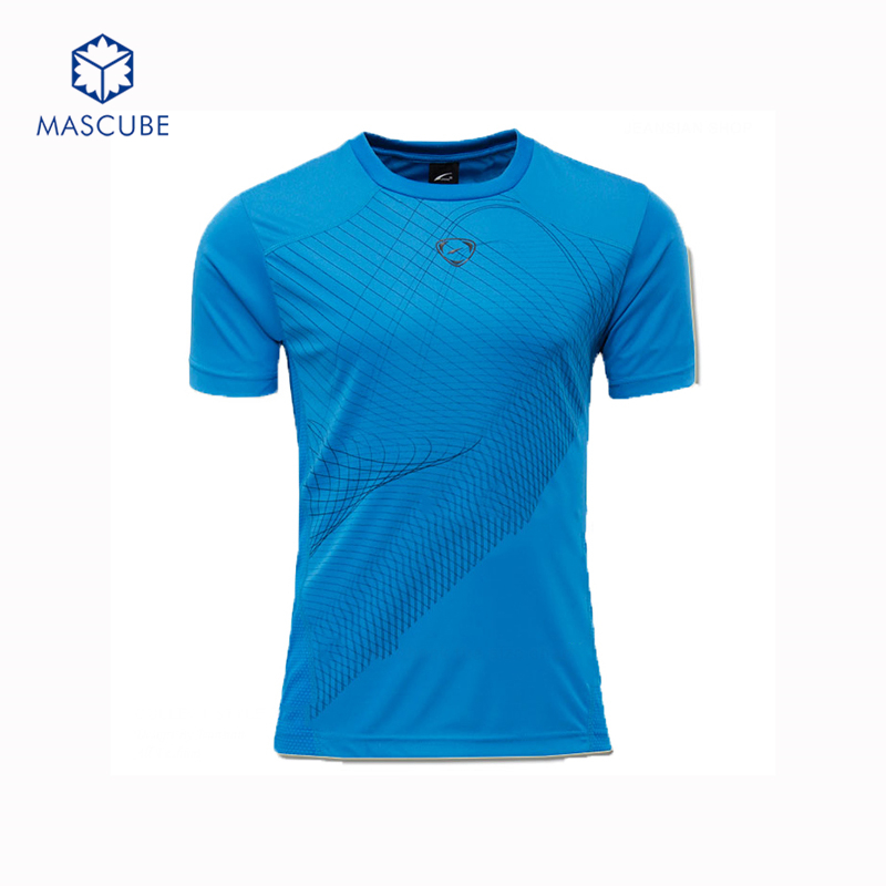 [MASCUBE]New Summer Cool Style T-shirt Tight Fitness Quick Dry Casual Outdoors Men's Clothing New Brand camisetas hombre(China (Mainland))