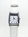white leather arabic watches urdu numerals watch female