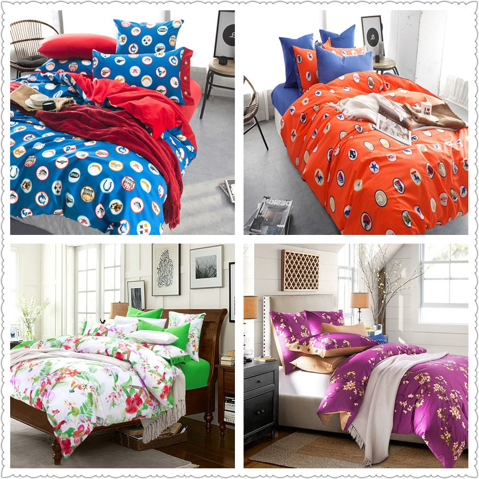 Bright Colored forter Sets to Pin on Pinterest