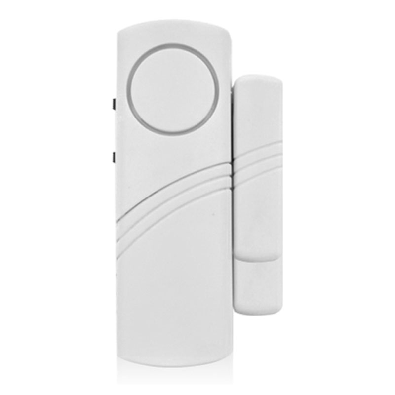 High Quality Longer Door Window Wireless Burglar Alarm System Safety Security Device Home Hot Sale Free Shipping(China (Mainland))