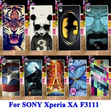 Buy Soft TPU & Hard PC Phone Cover Cases SONY Xperia XA Case F3111 F3113 F3115 F3112 Housing Covers Skin Protective Shell Hood for $1.46 in AliExpress store