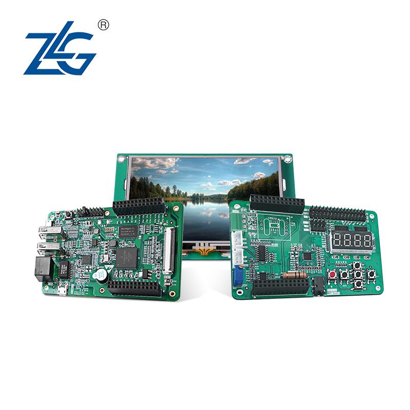 Free shipping AWork platform ARM9 development board I.MX283A touch screen(China (Mainland))
