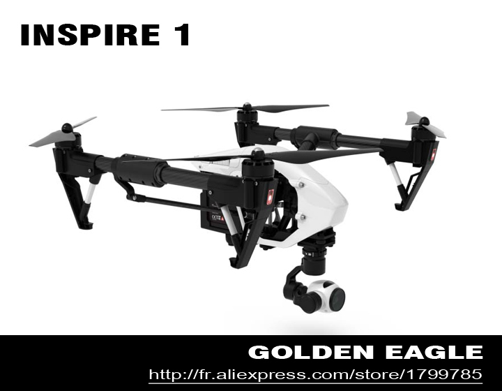 Helicopter ,DJI's most advanced technology comes together in the Inspire 1 uav with 3-axis gimbal stabilized 4K camera(China (Mainland))