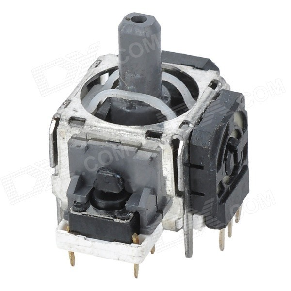 2pcs 3pins100 Original 3D Analog Sixaxis Vibration Rocker Joystick Module For PS3 PS3 SLIM Vibration Controller
