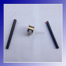 Free shipping 200m 0.11mm Golden Molybdenum Wire Cutting line with Wire tool Handle Bar for Iphone LCD Screen Separator