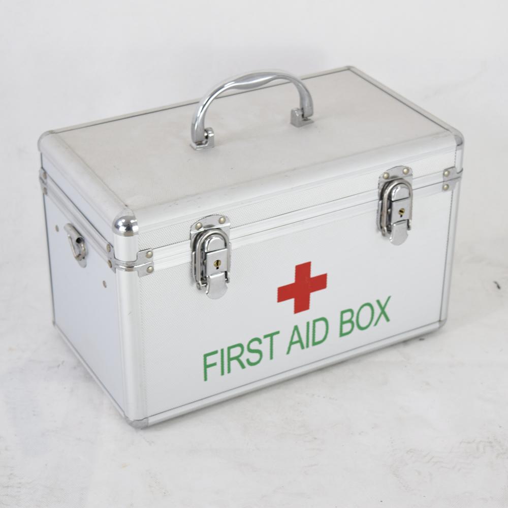 First Aid box medicine cabinet medicine box aluminium alloy box 32cm*18cm*20cm<br><br>Aliexpress