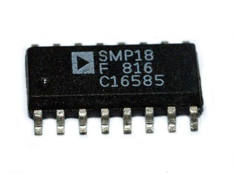 SMP18F eight sample and hold and multiplexing the input device(China (Mainland))