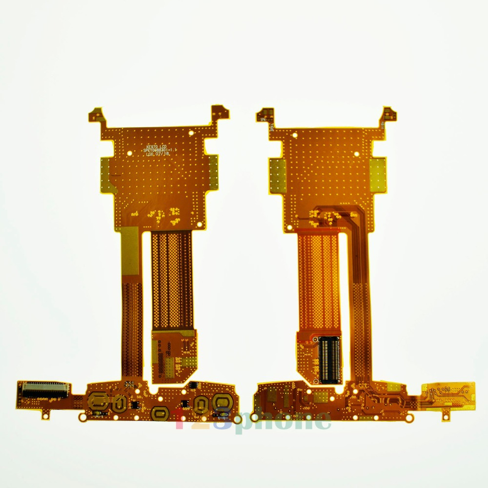 BRAND NEW LCD SCREEN FLEX CABLE RIBBON REPLACEMENT FOR LG SHINE KE970 #F147(China (Mainland))