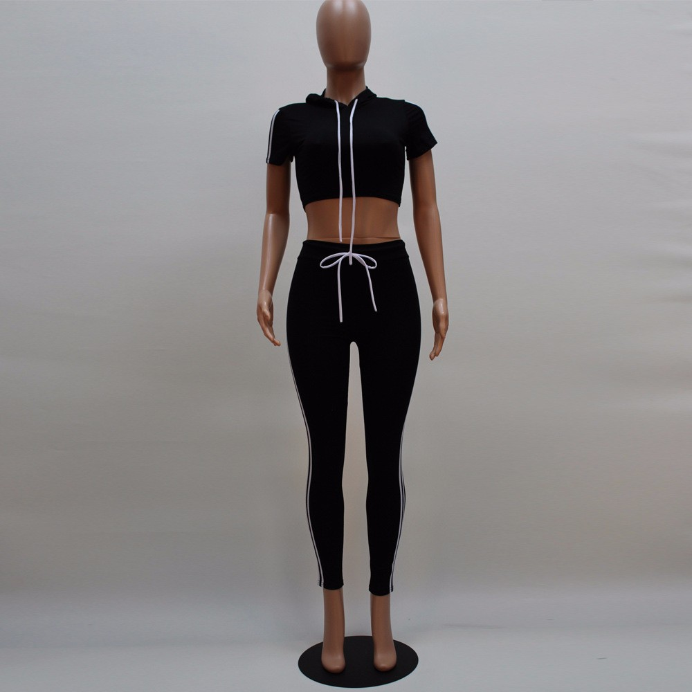 Fashion women jumpsuit 2016 new women summer black white sky blue regular casual full length 2 piece bodycon jumpsuit