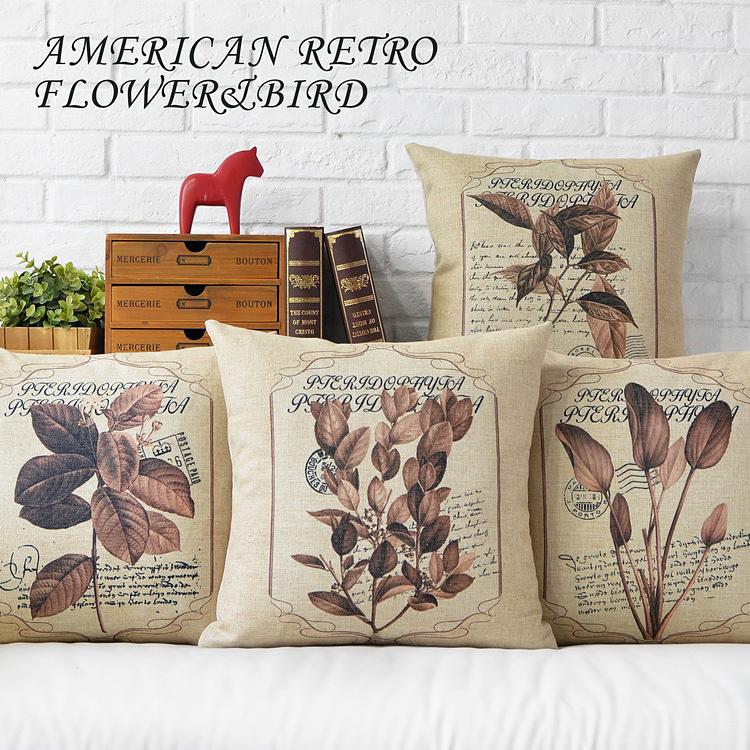 Oreiller fleur de sol promotion achetez des oreiller fleur for Taie d oreiller pour canape