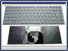 NEW Spanish Keyboard SP Teclado FOR SONY VPC-Y VPCY VPC-Y118 Series Laptop Accessories Parts Replacement White(K1785-Y118-HK)