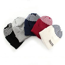 Winter Hats Sports Outdoor Beanie Hat Casual Brand Knitted Wool Hip-Hop Hats fashion Women Fall Beanies Knitted Hats Street warm