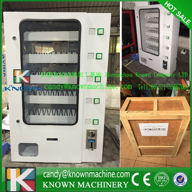 cigarette machine with bill acceptor cigarette dispenser