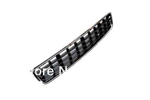 Front Bumper Center Lower Cooling Grille Insert For Audi A4 B6(China (Mainland))