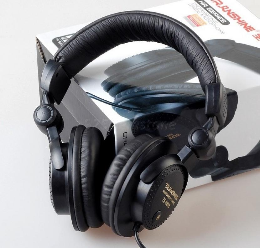 Best 3.5MM Hi-fi Headset DJ Monitor Headphones Stereo Headphones Headset for PC Laptop Hot sell(China (Mainland))