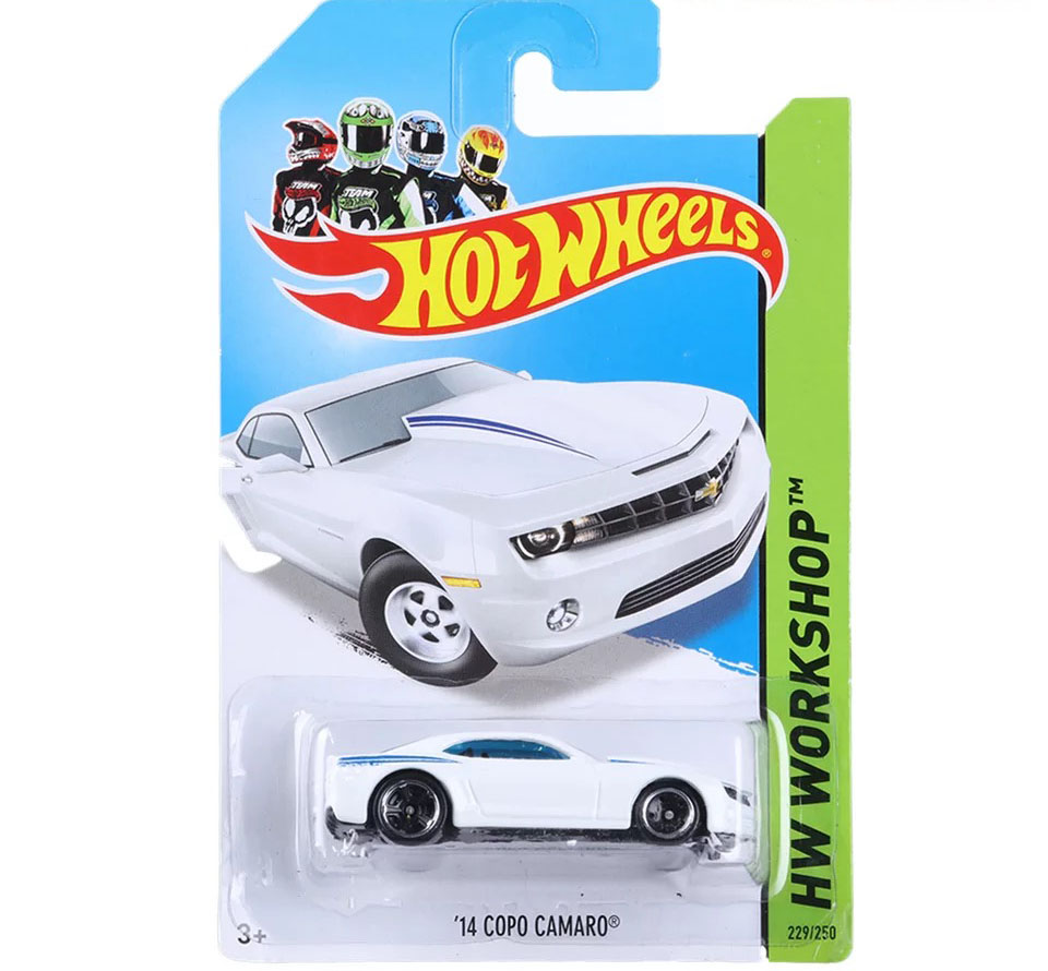 Free Shipping 2013 Hot Wheels 14 COPO CAMARO Cars Metal Alloy Model For Colecter Wholesale Metal Cars For Car Lovers(China (Mainland))