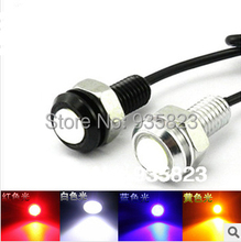 10pcs Car led DRL Eagle eye lamp