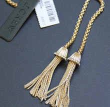 2015 Women Rhinestone Long Necklace Metal Tassels Necklaces Pendants Fashion Statement Necklace Jewelry Trends For Gift