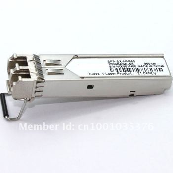 New 3CSFP91 SFP 3COM Compatible 1000Base-SX Transceiver module