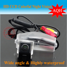 Factory promotion HD CCD Free Shipping 170 degree wide viewing angle car rear view  camera for MAZDA 2/MAZDA 3(China (Mainland))