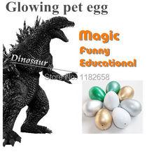 Novelty Magic Animal Egg Growing Up Pet Expansion Egg Educational Toys Kids Gift  (China (Mainland))