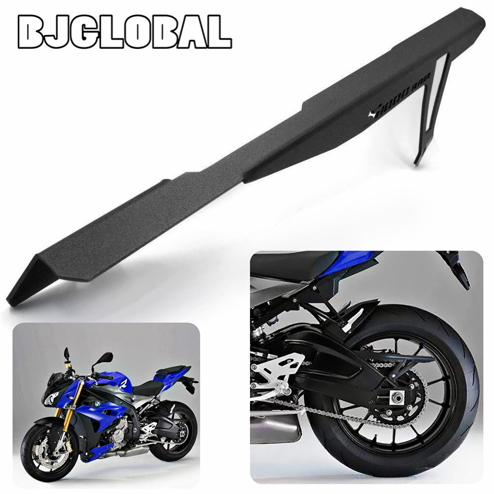 High Quality Motorcycle Belt Guard Cover For BMW S1000RR 2009-2014, 4 color for options(China (Mainland))