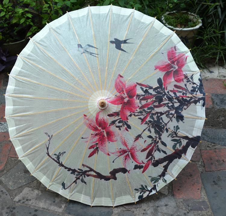 Bamboo japanese umbrella promotie winkel voor promoties bamboo japanese umbrella op - Zon parasol ...