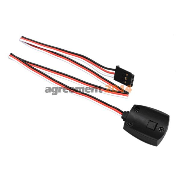 Temperature Probe Cable Cord Sensor For Imax B5 B6 Lipo Battery Charger ARE4(China (Mainland))