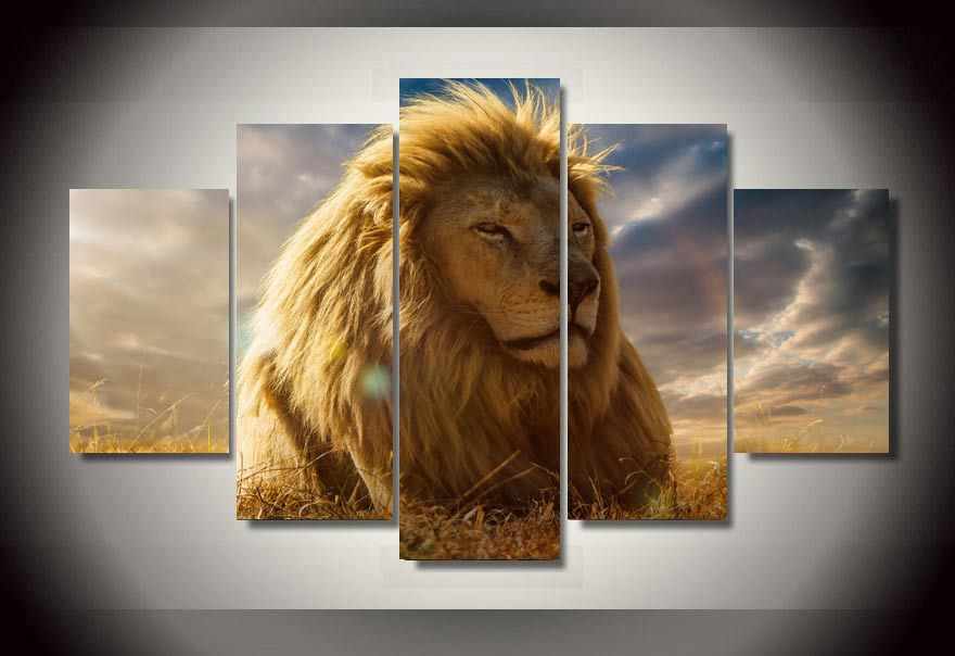 Popular Lion King Posters Buy Cheap Lion King Posters Lots From China Lion King Posters