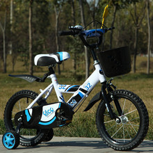 16-inch children's bicycles outdoor sports for girls and boys bike child bicicleta mountain folding bike 4-9 years old children