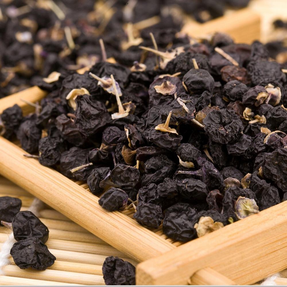 High quality wild Lycium ruthenicum / Dried Lycium ruthenicum / Black Goji berry, 100g<br><br>Aliexpress