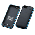 2200mAh External Backup Battery Pack Charger Back Cover Power Bank Case for iPhone SE 5 5S