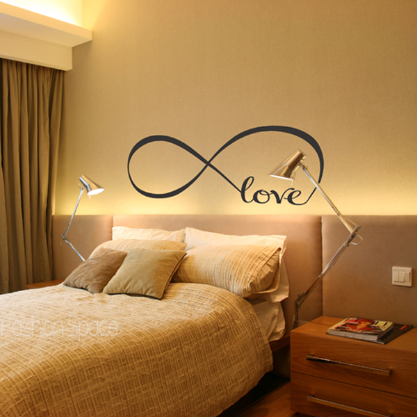 Bedroom wall decals quotes