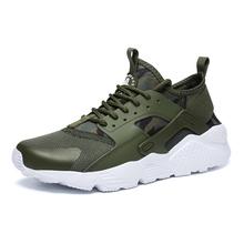 Обувь мужские кроссовки весна кроссовки ультра-высокие Zapatillas Deportivas Hombre дышащая повседневная обувь Sapato Masculino красовки(China)
