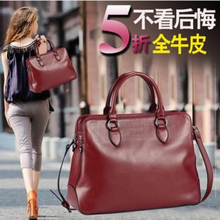 2015 NEW ARRIVAL!! new style best quality women handbag Fast delivery genuine leather bag on sale for Free shipping On Promotion