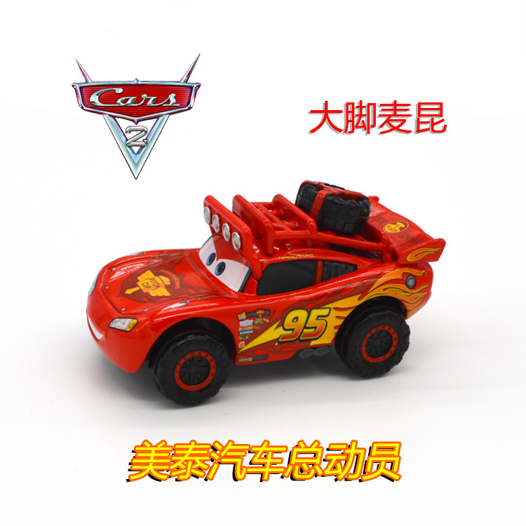 Pixar Cars Cactus Diecast No.95 Off Road maikun Diecast Metal Toy Car For Children 1:55 Loose New In Stock &amp; Free Shipping<br><br>Aliexpress