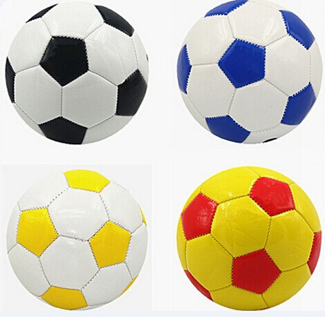 Classic Mini Soccer Ball Size 2 Kids Children Kindergarten Play Training Sport Toy Colors May Vary(China (Mainland))